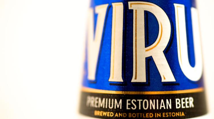 Viru - estońskie piwo