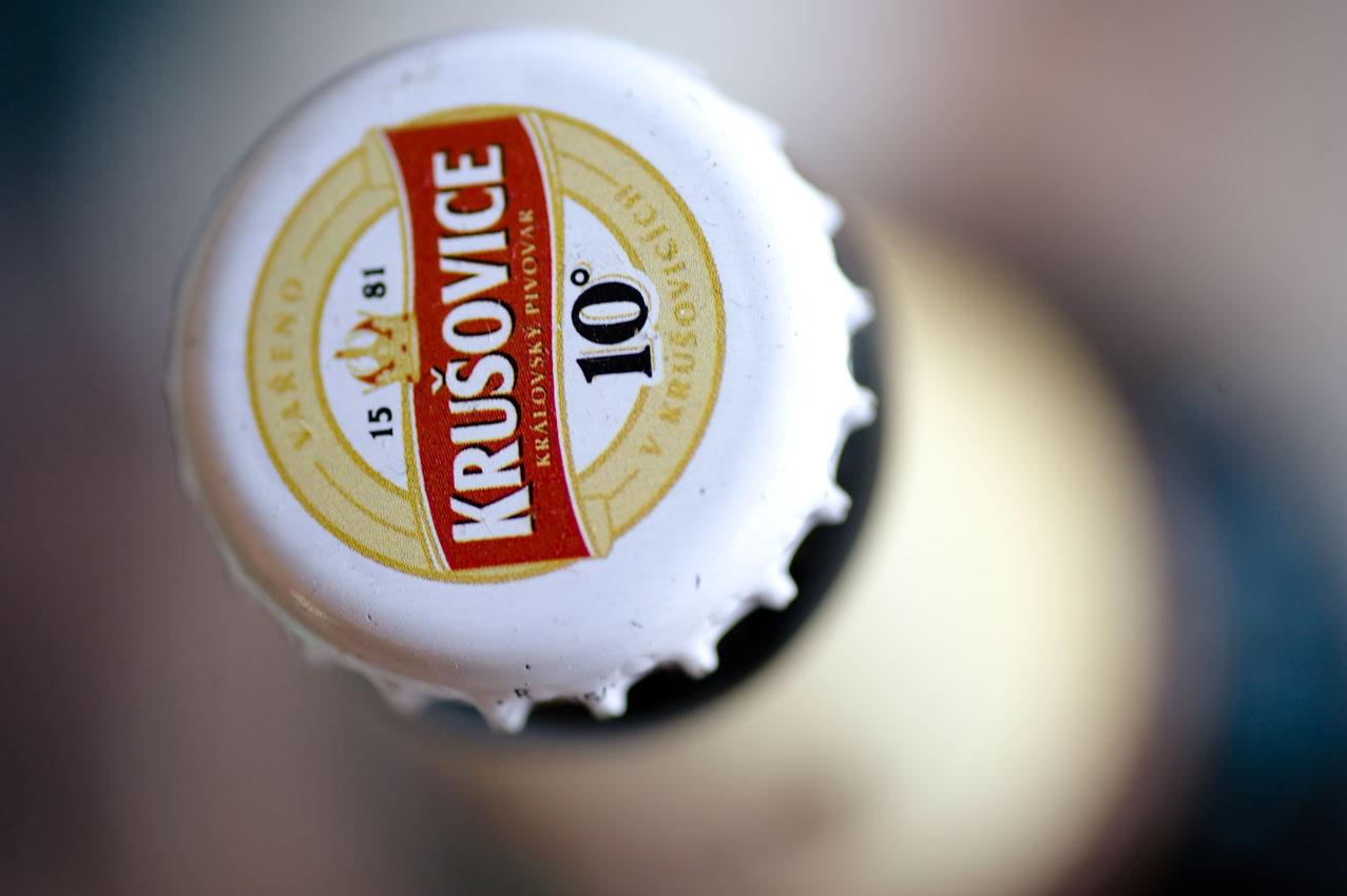 Krušovice 10° - piwo czeskie