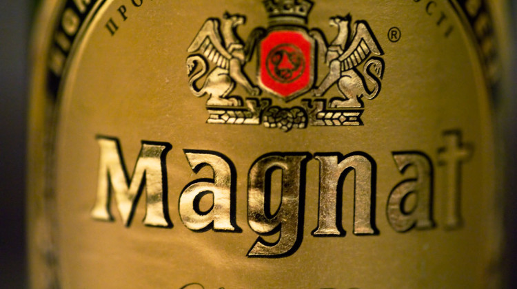 Oblon Magnat - piwo ukraińskie