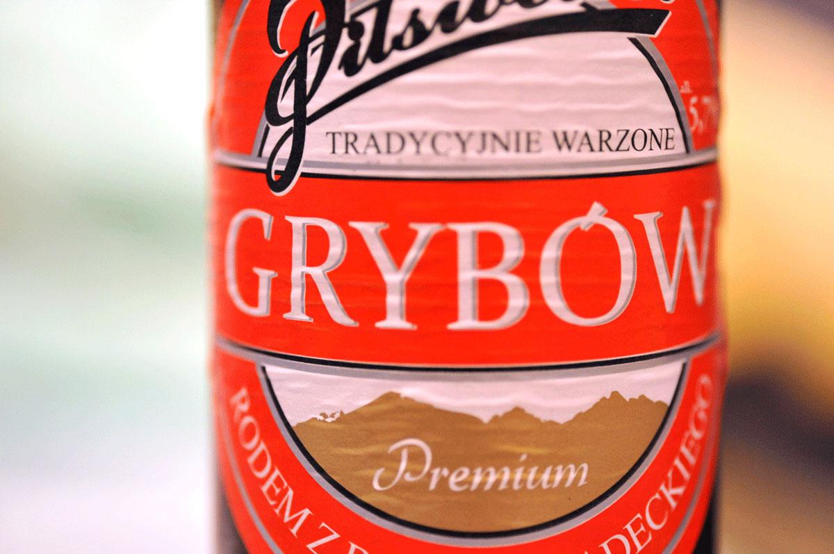 Pilsweiser Grybów Premium
