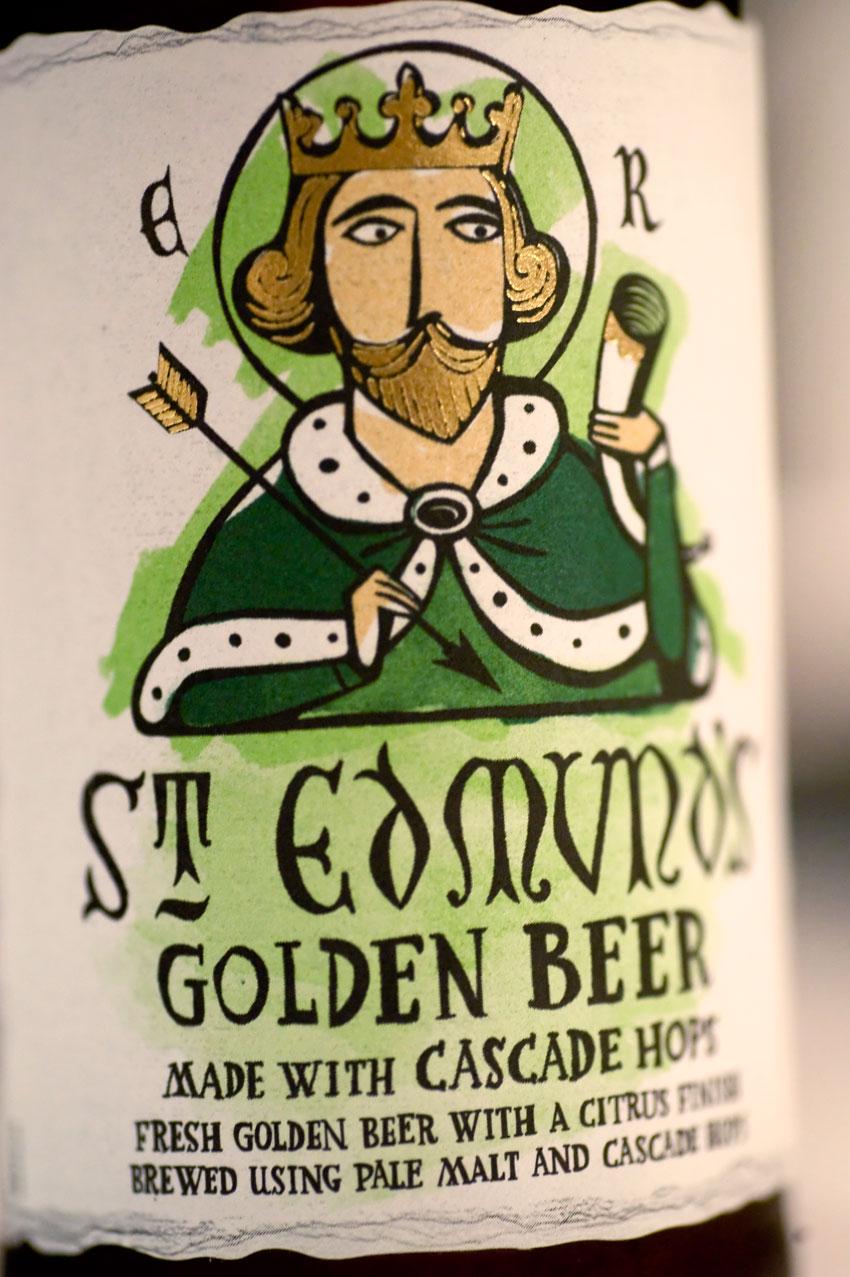 ST Edmunds - piwo angielskie