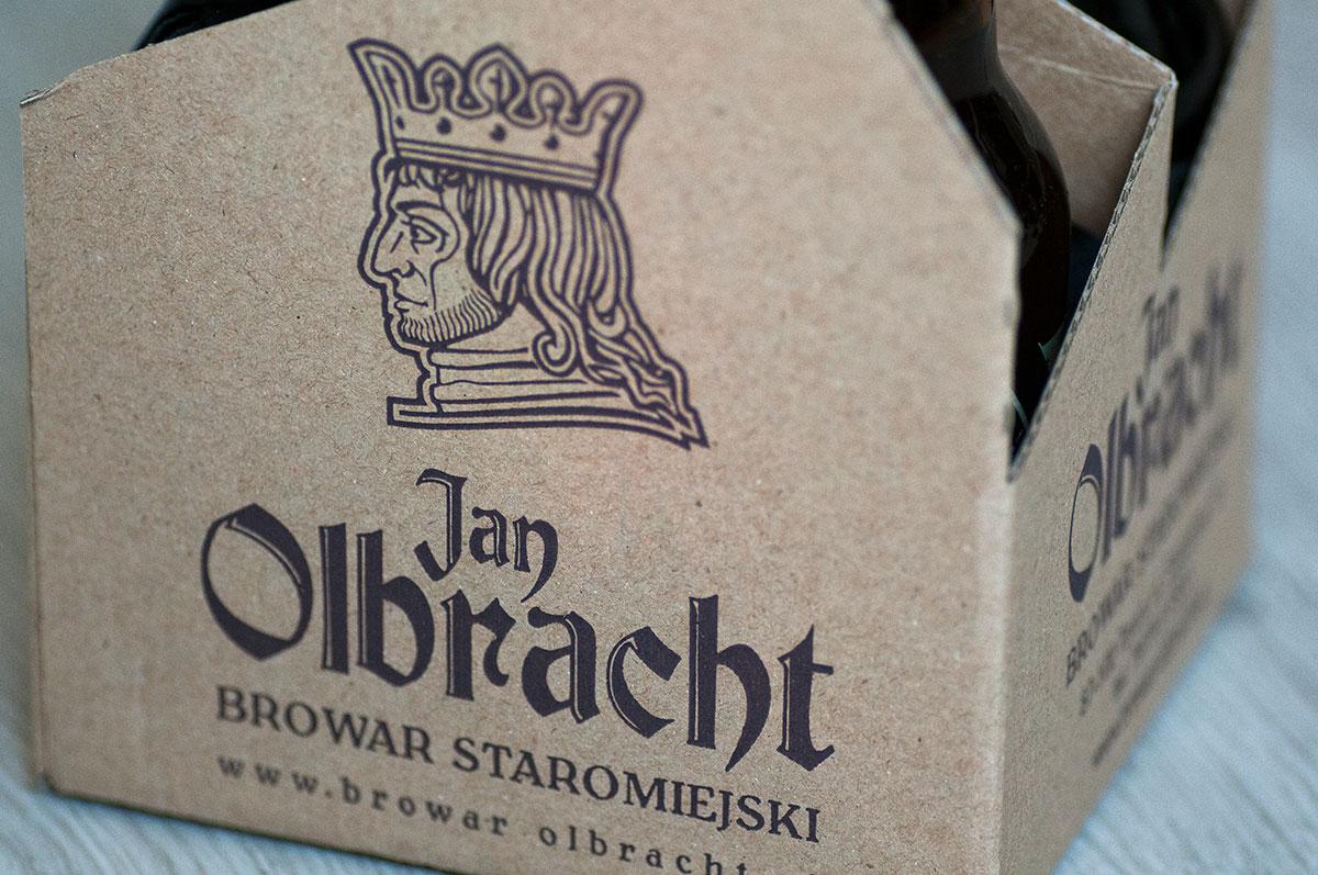 Jan Olbraht - piwa