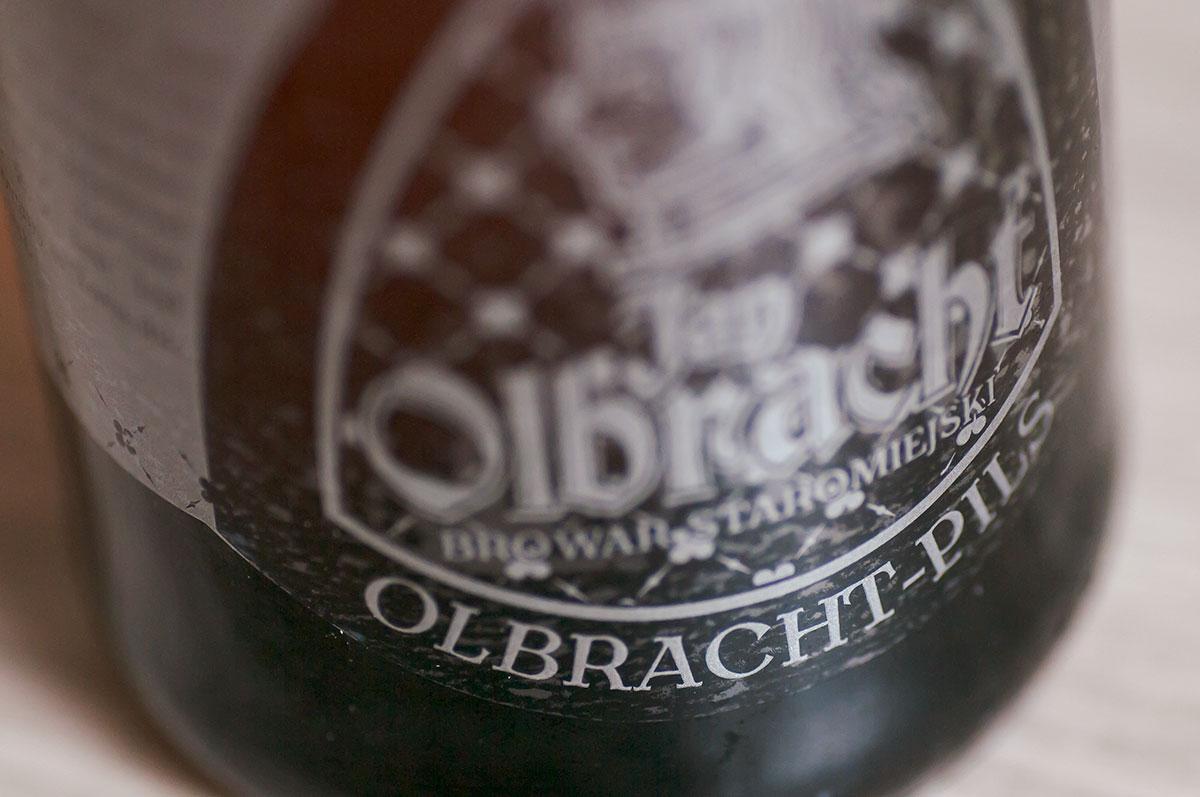 Olbracht Pils - browar Jan Olbracht (Toruń)