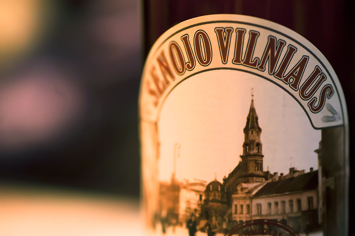 Senojo Vilniaus - Stare Wilno - piwo litewskie