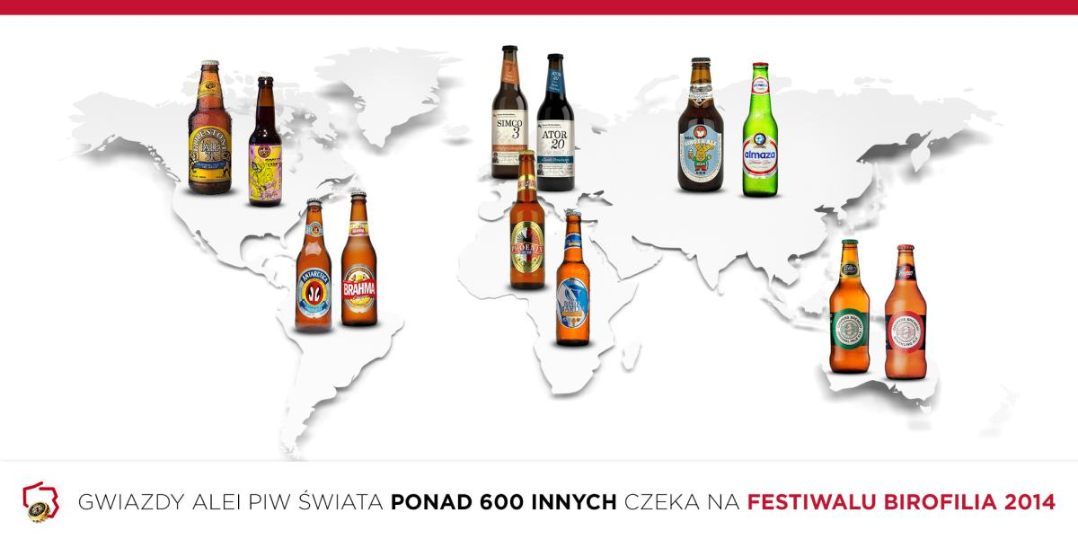 Gwiazdy Alei Piw Świata_Grupa Żywiec