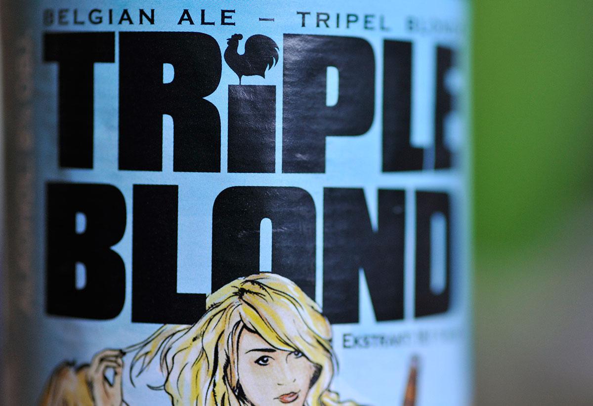 Triple Blond - piwo polskie
