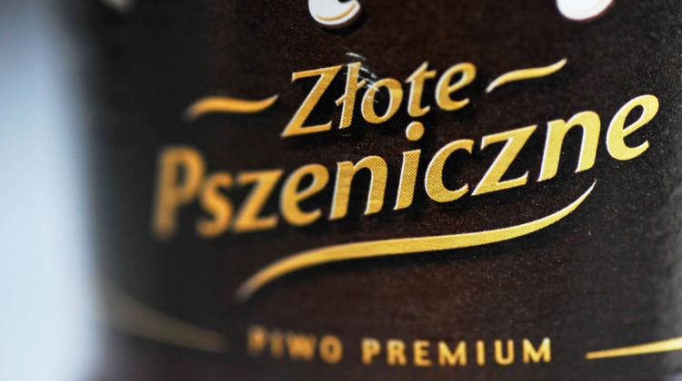 Książęce Złote Pszeniczne - piwo polskie
