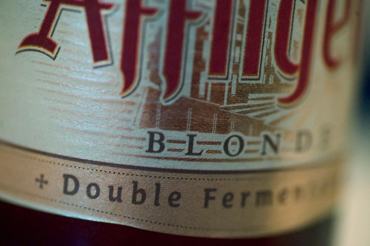 Affligem blonde – piwo belgijskie