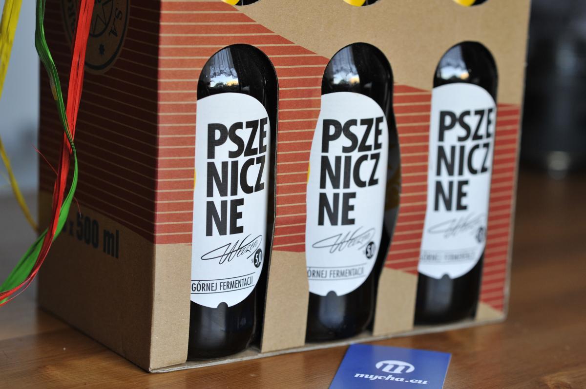 Pszeniczne (Witnica) - piwo polskie