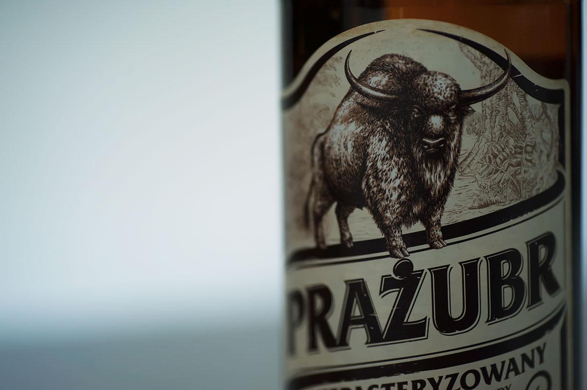 Prażubr niepasteryzowany - piwo polskie