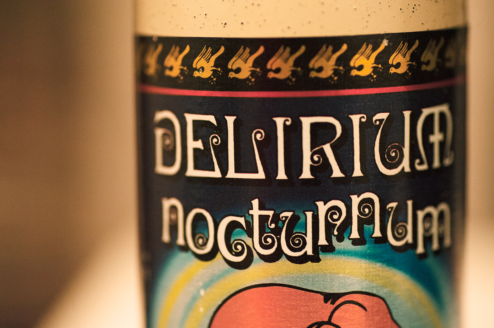 Delirium Nocturnum - piwo belgijskie