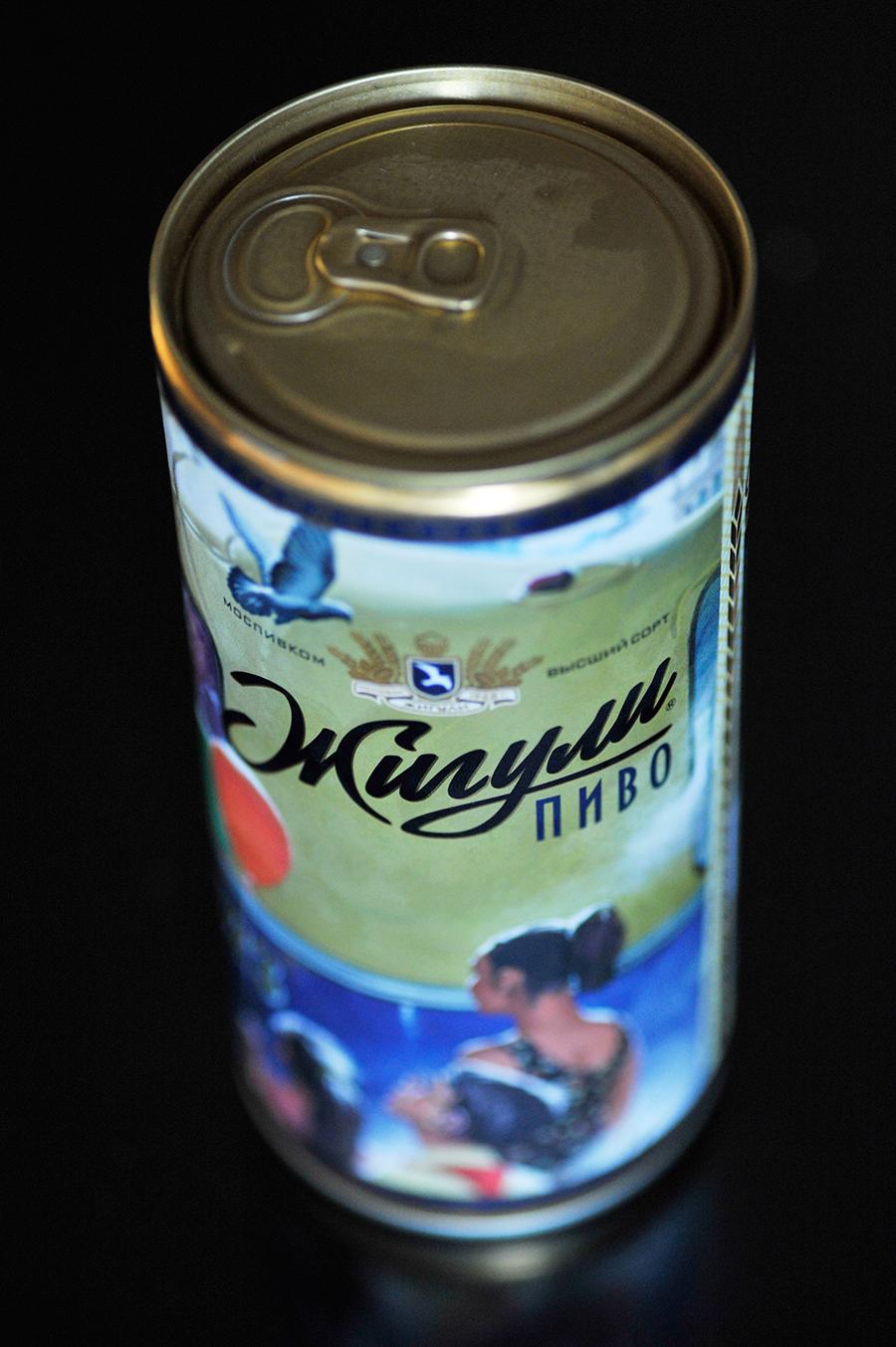 Żyguli Barowe – piwo rosyjskie (2)