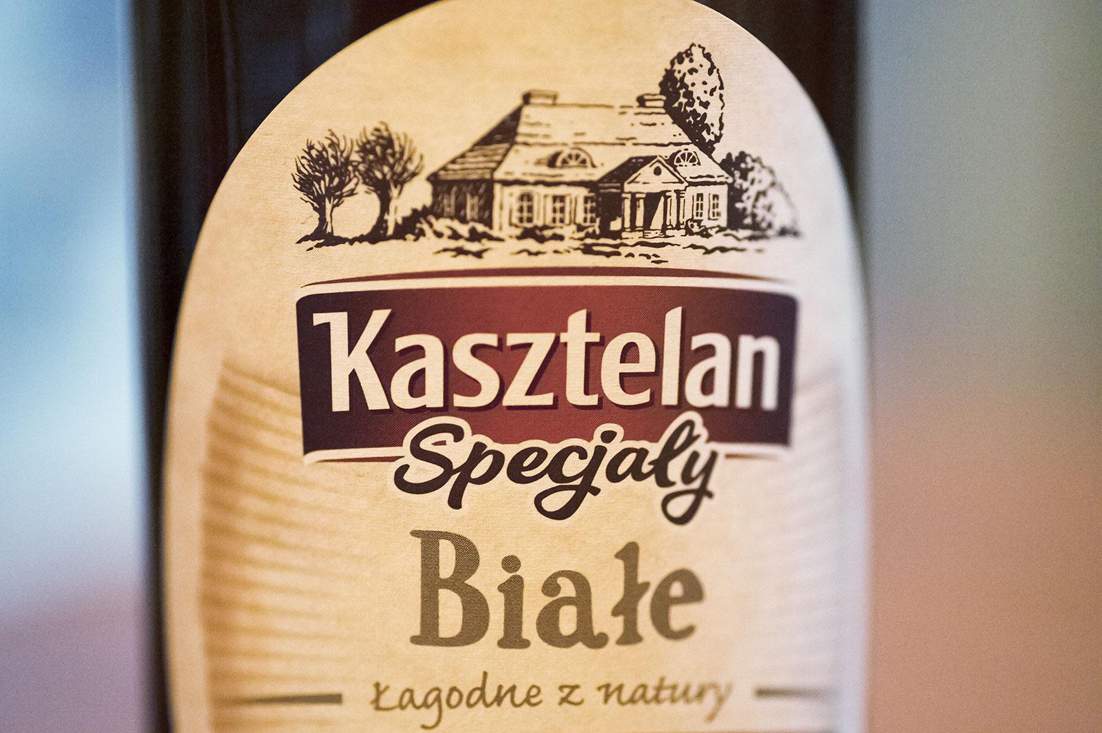 Kasztelan Białe - piwo polskie