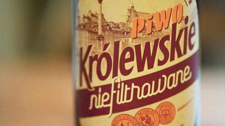 Królewskie niefiltrowane - piwo polskie