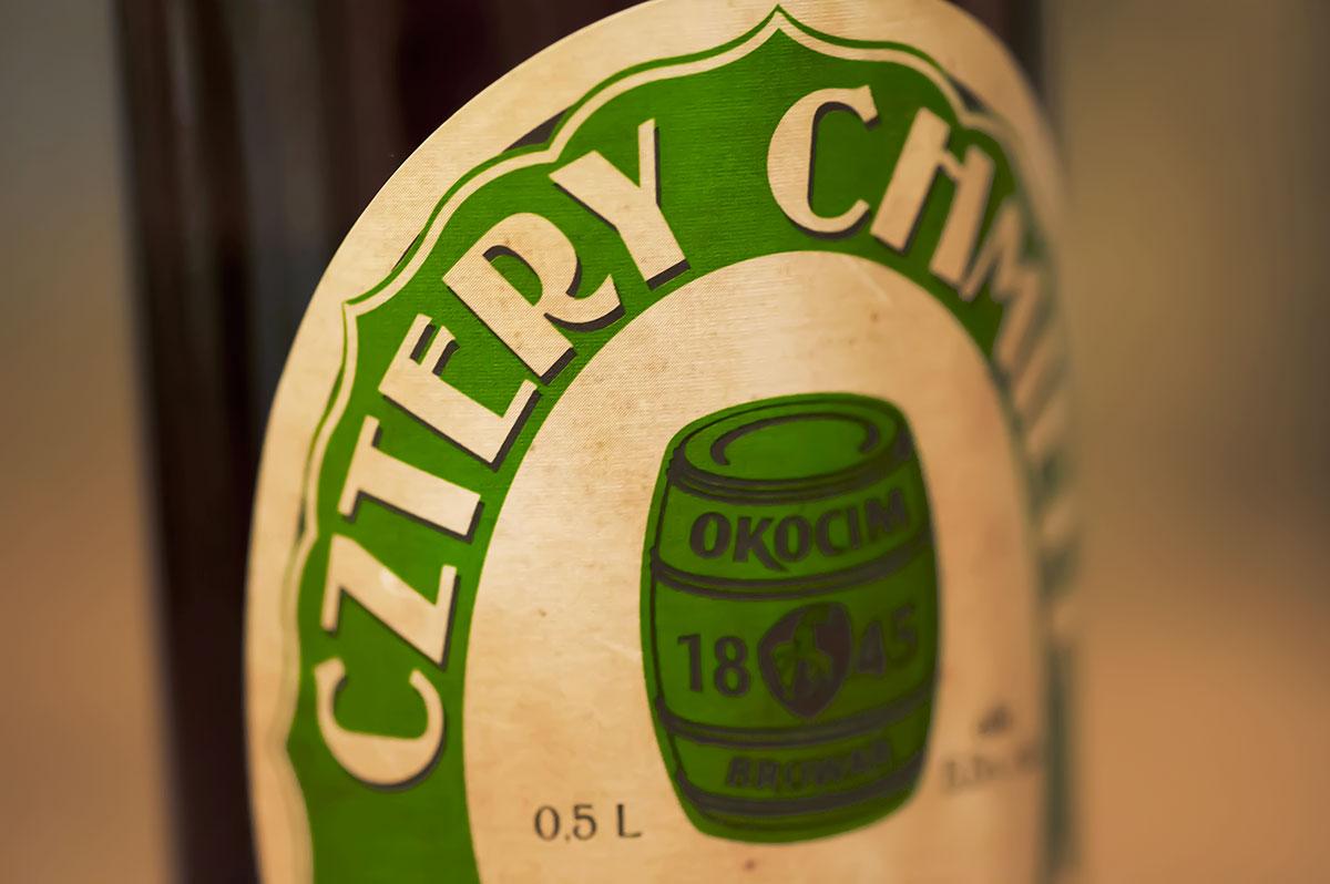 Cztery Chmiele - piwo polskie