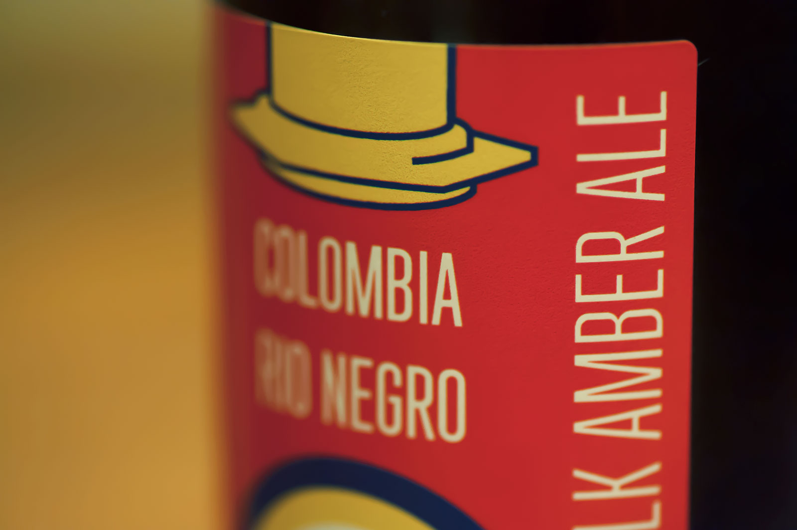 Colombia Rio Negro - piwo polskie