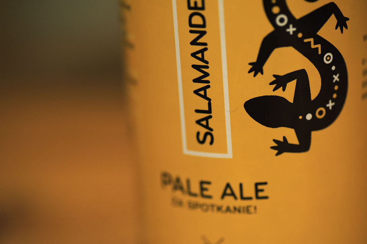 Salamander Pale Ale - piwo polskie